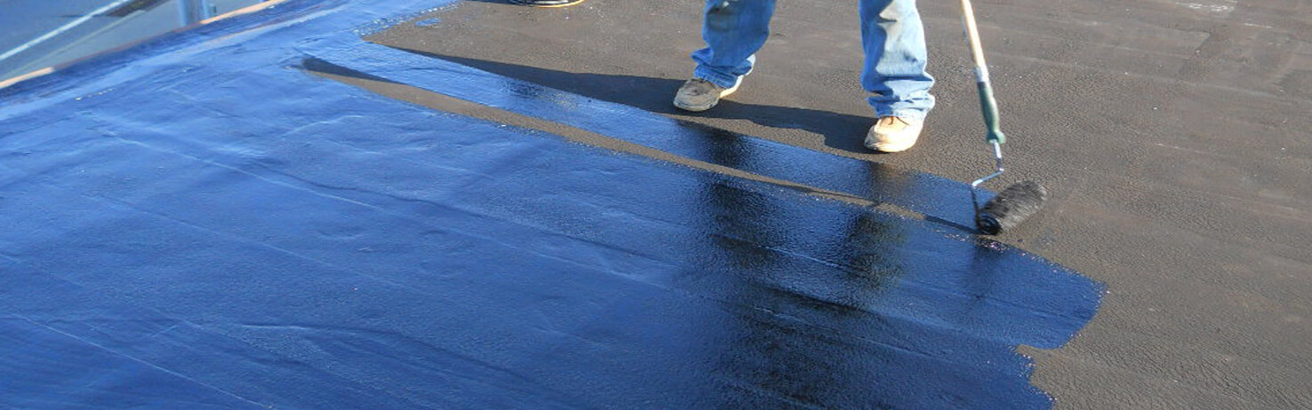 Waterproofing Paints & Solutions For Roofing
