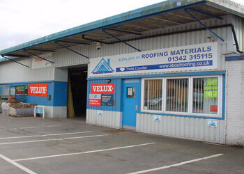 About Roofing Supplies East Grinstead RH19 1TU Branch