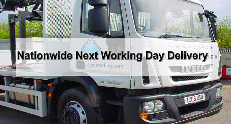 About Roofing Supplies - Nationwide Next Day Delivery
