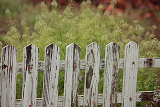 How to Put up a Garden Fence