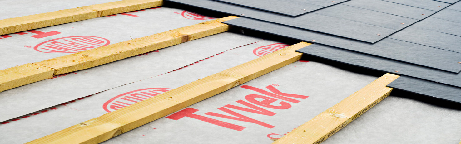 Breathable Roof & Wall Underlays