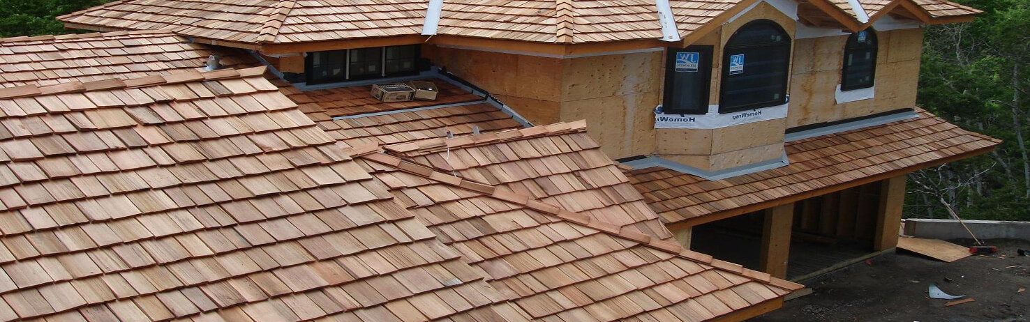 Cedar Roof Shingle Fixings