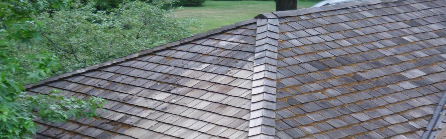 Cedar Roof Shingles