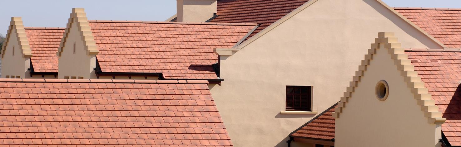 Clay Ridge & Hip Tiles