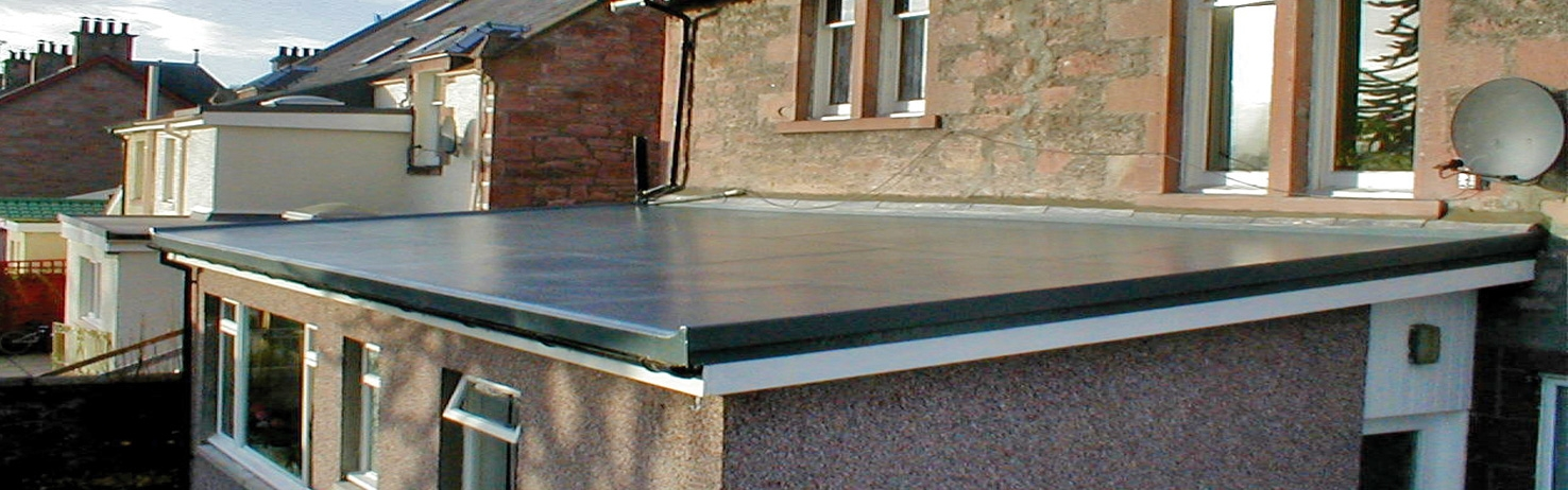 Cure It GRP Fibreglass Flat Roofing System