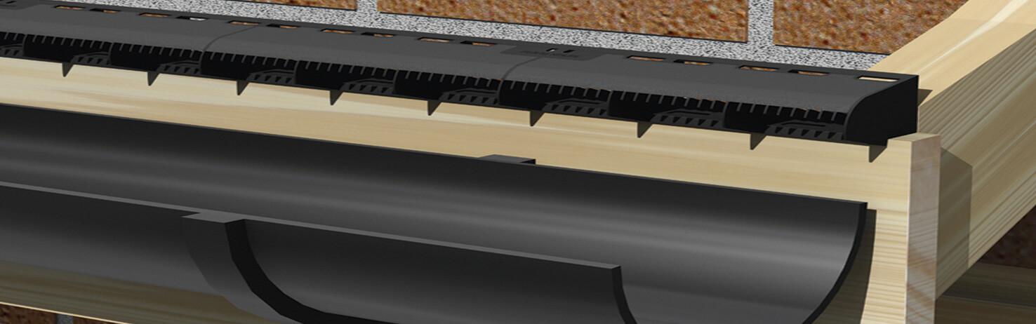 Fascia & Soffit Ventilation