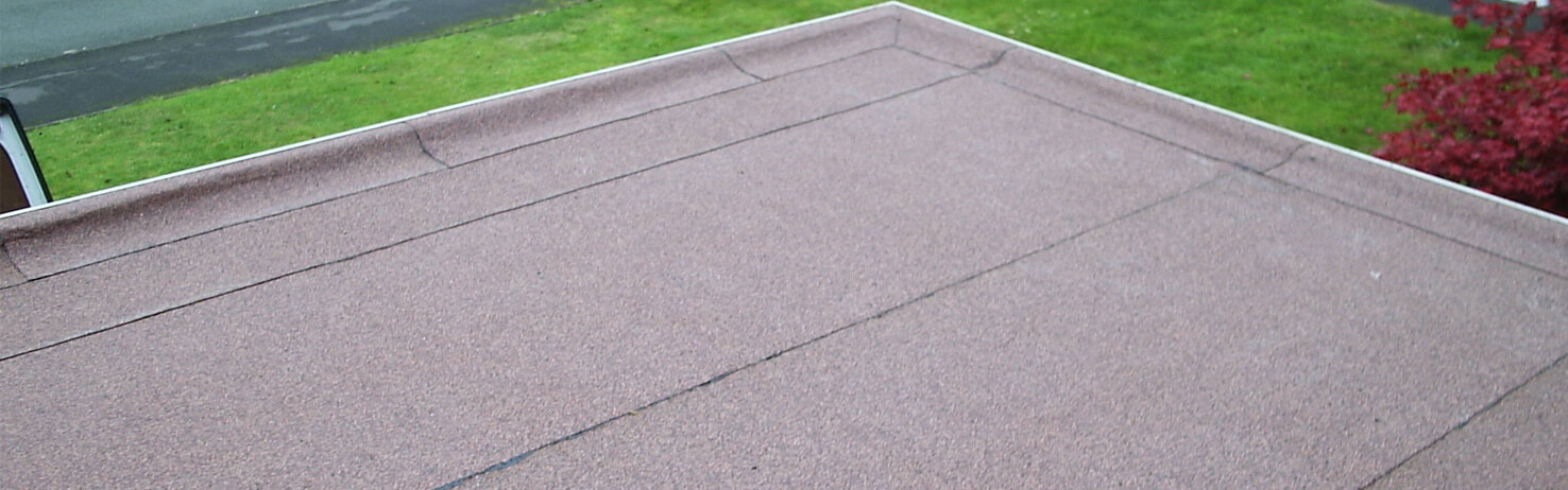 Pour And Roll Roof Felt Underlay