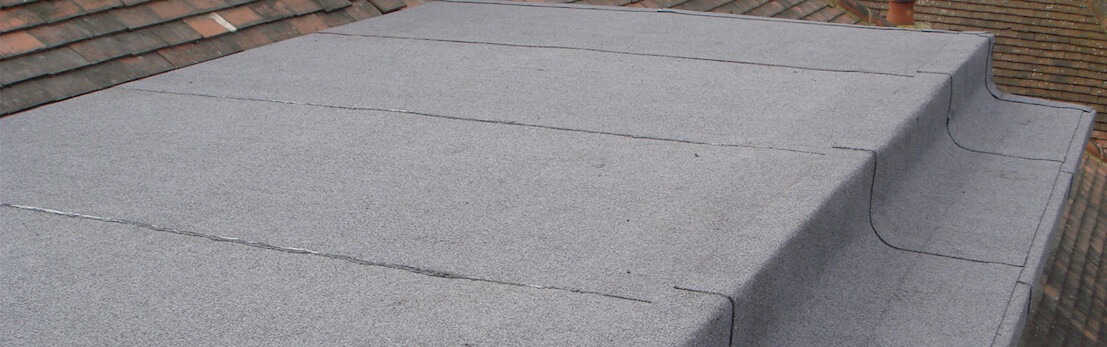 Flat Roofing Materials