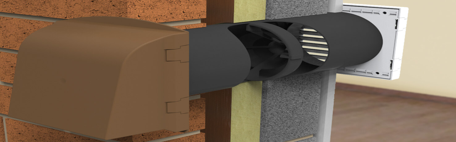 Gas Vents For Walls
