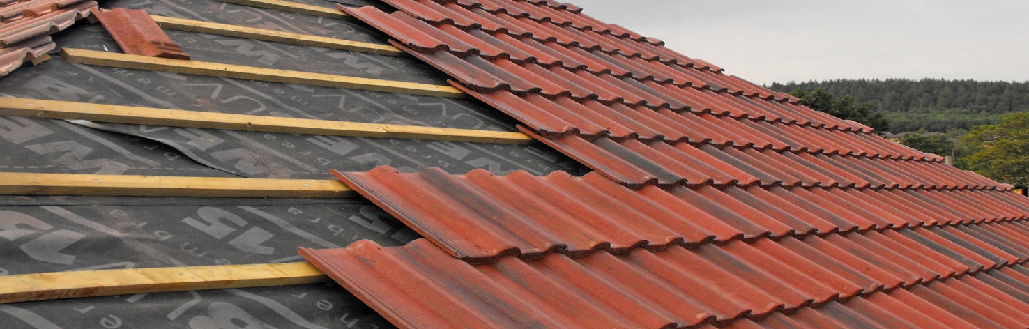 Non Breathable Roof Underlay