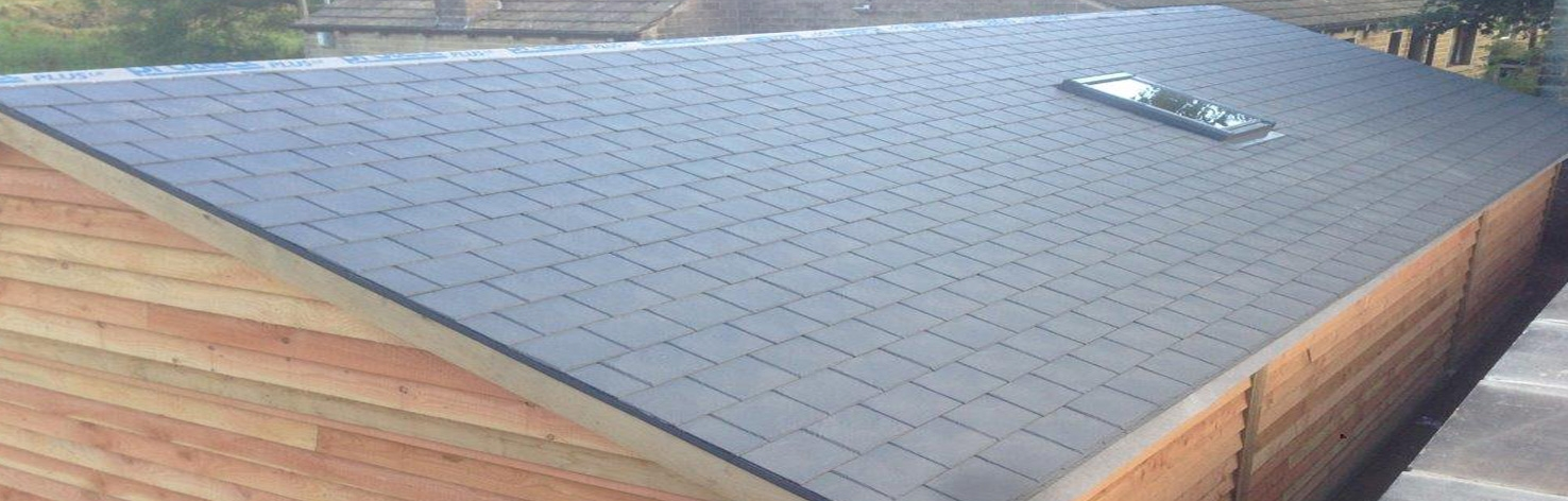 Low Pitch Roof Slates
