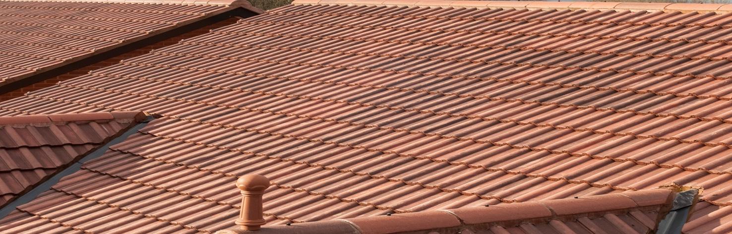 Concrete Ridge & Hip Tiles