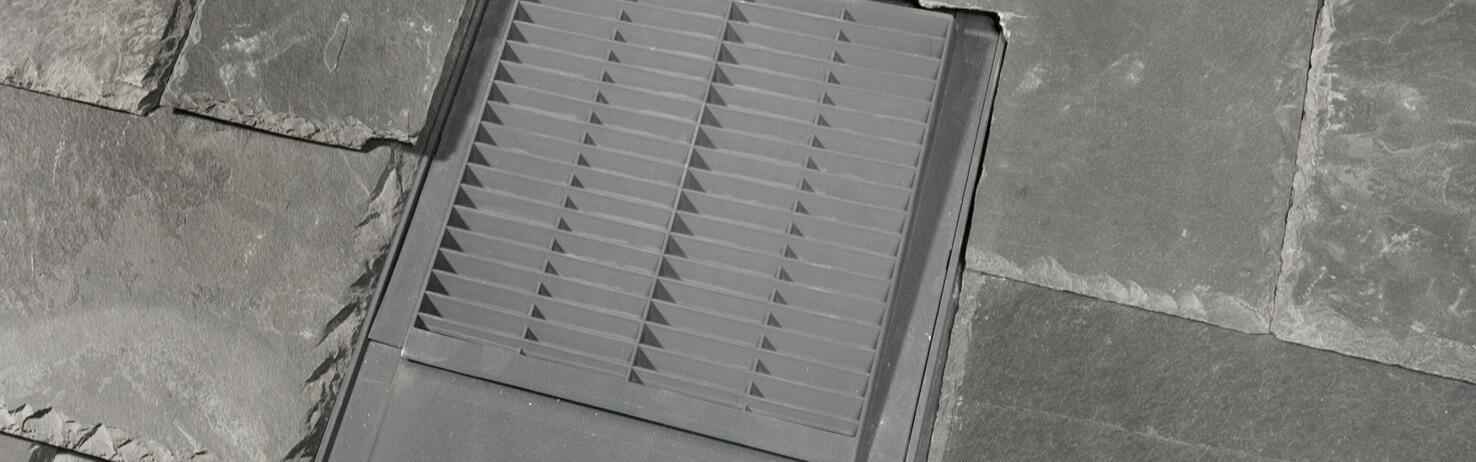 Roof Slate Vents