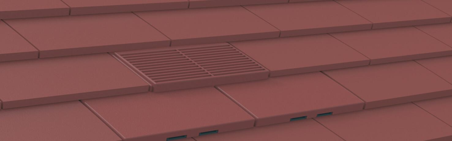 Plain Tile Roof Tile Vents