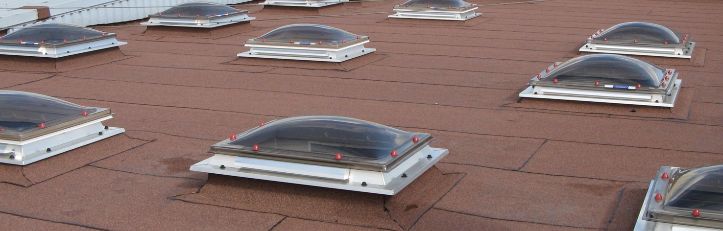 Velux Flat Roof Domes