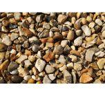20mm Shingle / Gravel For Paths & Driveways: 800kg Bulk Bag