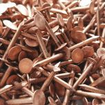 Copper Clout Slate Nails 40mm x 3.35mm Box Of 1000