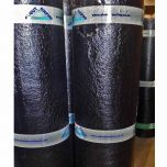SBS Torch On Roof Cap Sheet Green Mineral / Charcoal Mineral 8 mtr x 1 mtr - from About Roofing Supplies Limited