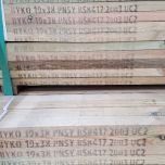Roofing Batten 38mm x 19mm  - from About Roofing Supplies Limited