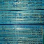BS5534 50mm x 25mm Treated Blue Roofing Batten - from About Roofing Supplies Limited