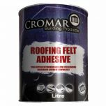Cromar Roofing Felt Adhesive 5 litre / 25 litre - from About Roofing Supplies Limited
