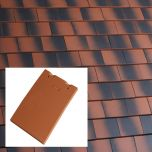 Marley Eternit Acme Single Camber Clay Machine Made Plain Roof Tile - from About Roofing Supplies Limited