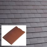 Marley Eternit Hawkins Single Camber Clay Machine Made Plain Roof Tile - from About Roofing Supplies Limited