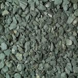 Slate Chippings Green 20mm: 850kg Bulk Bag  - from About Roofing Supplies Limited