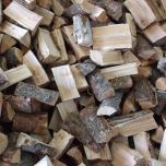 Hardwood Logs: Bulk Bag Of Kiln Dried Ash Hardwood Logs - from About Roofing Supplies Limited