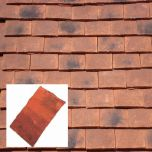 Keymer Shire Handmade Clay Plain Roof Tiles - from About Roofing Supplies Limited