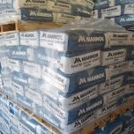 Mannok Mastergrade Cement Pallet of 60 x 25kg bags (Paper Bags) | About Roofing Supplies