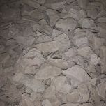 Slate Chippings Plum 40mm: 850kg Bulk Bag  - from About Roofing Supplies Limited