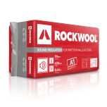 Rockwool Sound Insulation Slabs For Walls & Floors 1200mm x 600mm x 50mm (8.64m2 per Pack)