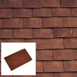 Sandtoft Goxhill Handmade Traditional Clay Plain Roof Tiles - from About Roofing Supplies Limited