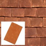 Tudor Traditional Handmade Clay Plain Roof Tiles  - from About Roofing Supplies Limited