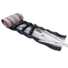 Dry Fix Vented Roll Out Roof Ridge Kit Covers 6 Linear Metres - from About Roofing Supplies Limited