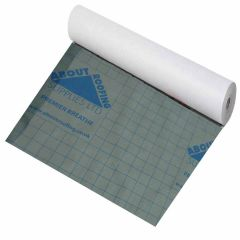 About Roofing Supplies Breathable Roof Underlay Felt 112gsm 50mtr x 1mtr - from About Roofing Supplies Limited
