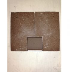 Bat Access Tile For Concrete Plain Tiles Redland Granulated Brown 02 - from About Roofing Supplies Limited