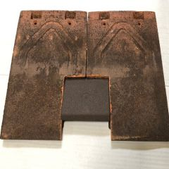 Bat Access Tile For Clay Machine Made Plain Tiles HF Weathered - from About Roofing Supplies Limited