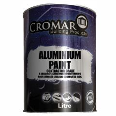 Cromar Solar Reflective Aluminium Roof Paint 5 litre / 25 litre - from About Roofing Supplies Limited