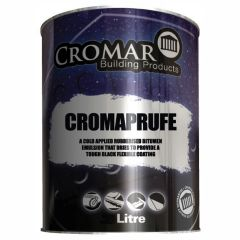 Cromar Cromaprufe Rubberised Bitumen Emulsion 5 litre - from About Roofing Supplies Limited