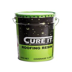 Cure It GRP Roofing Resin - from About Roofing Supplies Limited