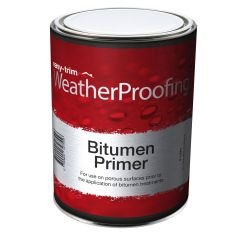Easy Trim Roofing Bitumen Primer 5 Litre - from About Roofing Supplies Limited