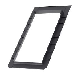 Velux EDL CK04 0000 Window Flashing for Slate Up To 8mm Thick - from About Roofing Supplies Limited