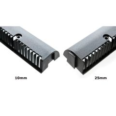 10mm Over Fascia Roof Eaves Vents 1 metre  - from About Roofing Supplies Limited