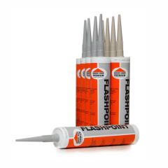 Flashpoint Grey Lead Sealant 330ml Cartridge - from About Roofing Supplies Limited