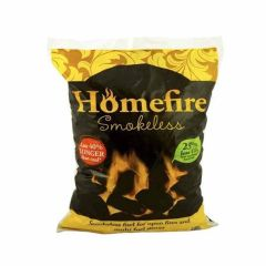Homefire Smokeless Coal: 25kg bag - from About Roofing Supplies Limited
