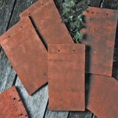 Keymer Traditional Handmade Clay Plain Roof Tiles - from About Roofing Supplies Limited