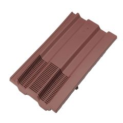 Klober 15 x 9 Roof Tile Vent For Redland 49, Sandtoft Standard Pattern & Marley Ludlow Plus Roof Tiles - from About Roofing Supplies Limited
