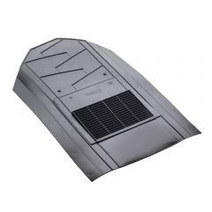Klober Uni Line Low Profile Natural & Man Made Roof Slate Vent - from About Roofing Supplies Limited